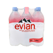 EVIAN 1L 6pack