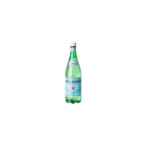 SAN PELLEGRINO SPARKLING WATER PET 1L