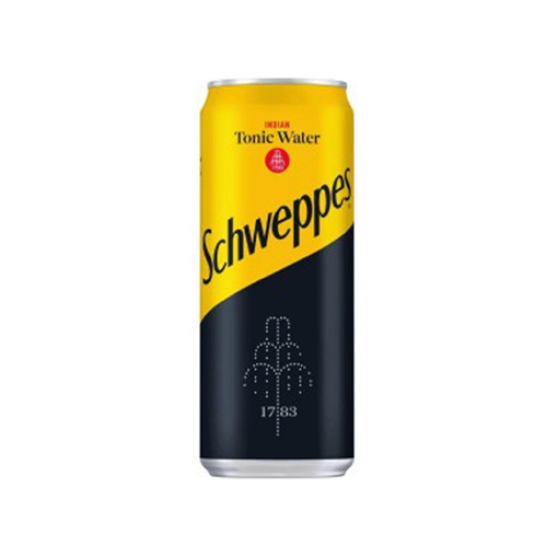 SCHWEPPES TONIC CAN 330ml (24c)