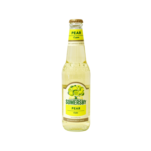 SOMERSBY PEARE CIDER 330ml (24φ)