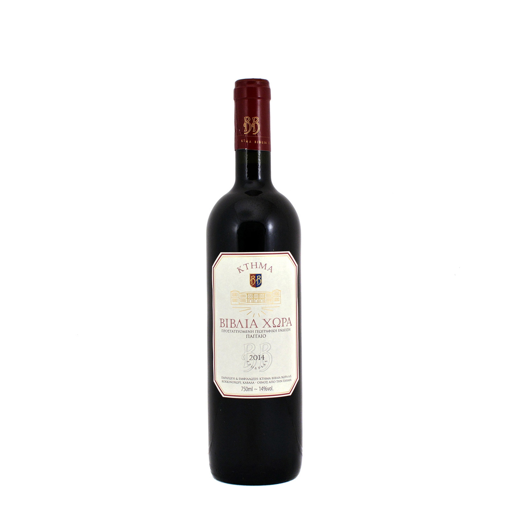 Picture of Vivlia Chora Dry Red 750ml