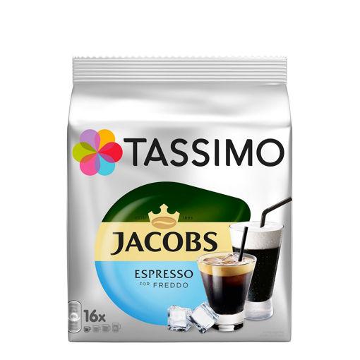 TASSIMO ESPRESSO FREDDO 144g