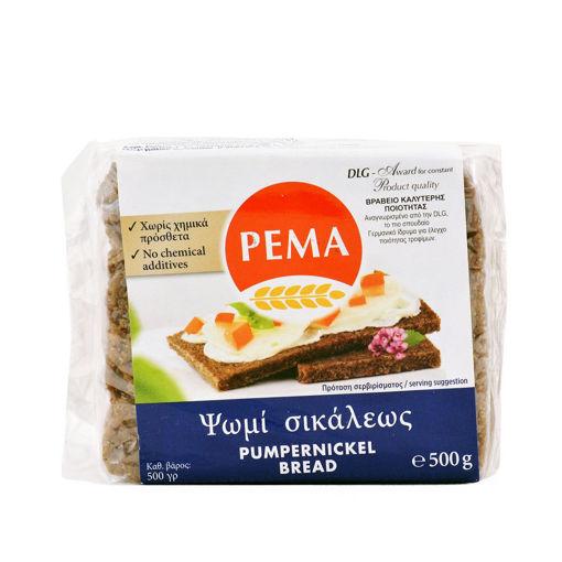 ΨΩΜΙ PEMA PUMPERNICKEL 500g