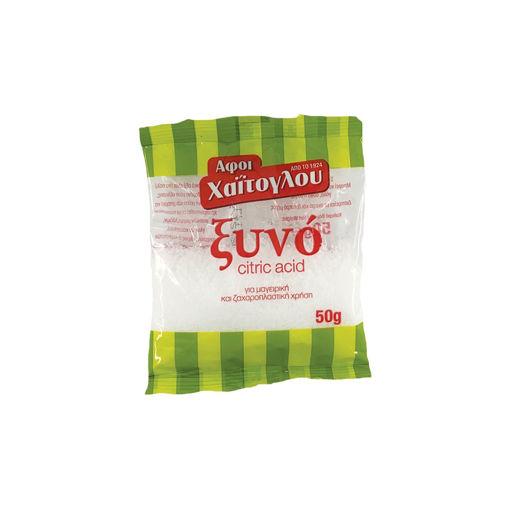 ΧΑΙΤΟΓΛΟΥ ΞΥΝΟ ΦΑΚΕΛΟ 50g