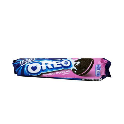 OREO STRAWBERRY CREAM 154g