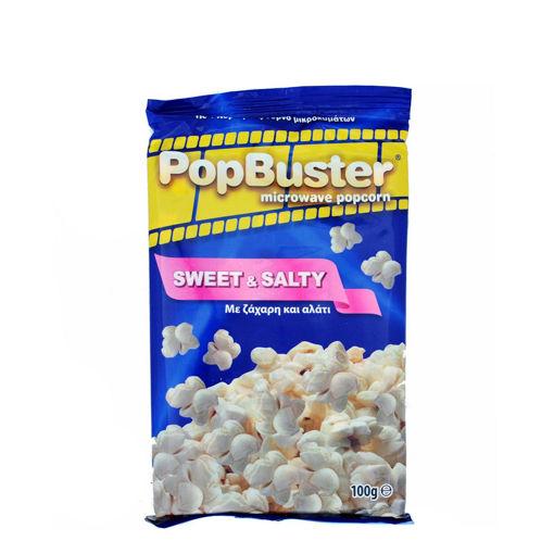 POPBUSTER POP CORN SWEET&SALTY 100g