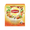 LIPTON Π. VANILLA&CARAMEL 20X1.7g