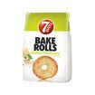 7D BAKE ROLLS GARLIC PARMESAN 160g