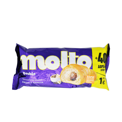 MOLTO WAY CROIS DOUBLE ΚΑΚ.-ΒΑΝ.80g