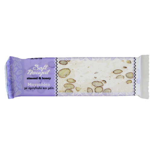 Picture of Soft Nougat with Almond and Honey 60g