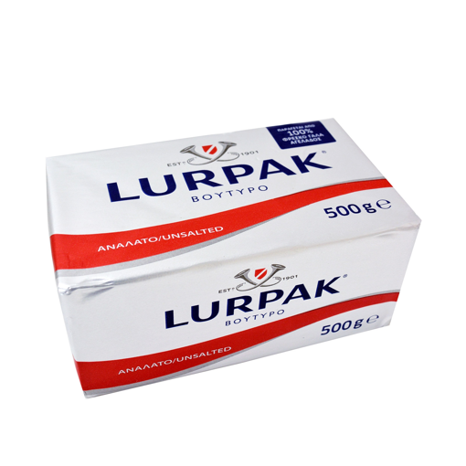 LURPAK ΒΟΥΤΥΡΟ ΑΝΑΛ. ΑΛΟΥΜ. 500g