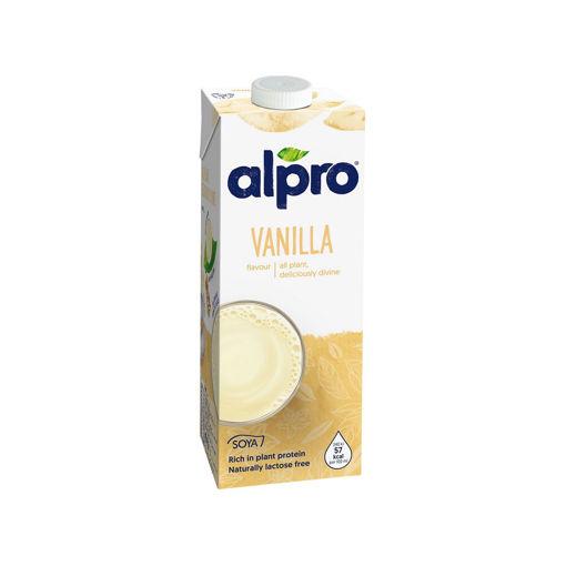 ALPRO VANILLA SOYA DRINK 1L