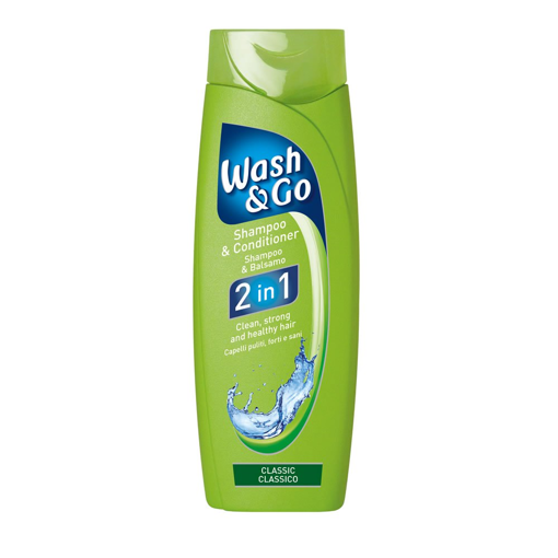Picture of Wash And Go Shampoo And Conditioner 200ml