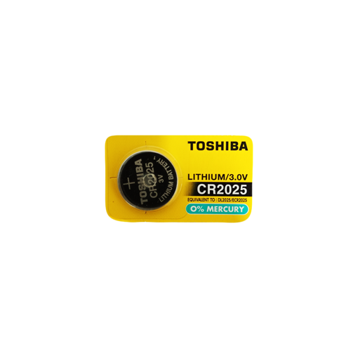 TOSHIBA ΛΙΘΙΟΥ CR2025