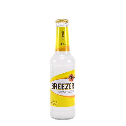 BAC BREEZER LEMON 275ml (24Φ)