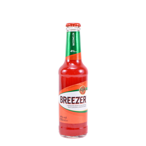 BAC BREEZER WATERMELON 275ml (24Φ)
