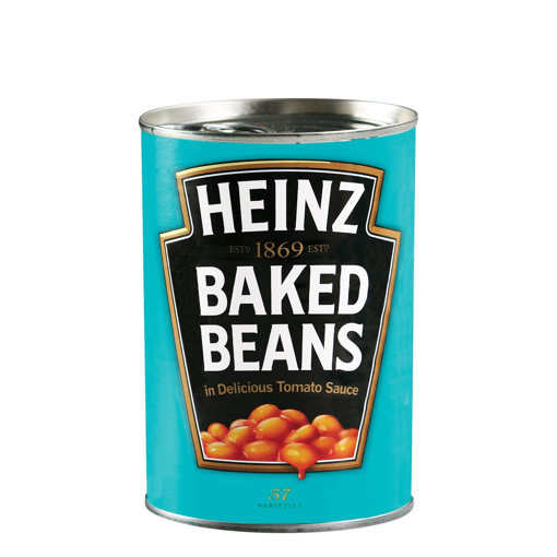HEINZ BAKED BEANS 415g (24c)