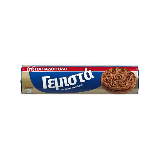 Π/Δ ΓΕΜΙΣΤΑ CHOCOLATE FLAVOUR 200g