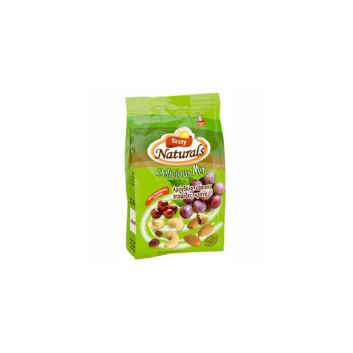TASTY NATURALS MIXED NUTS