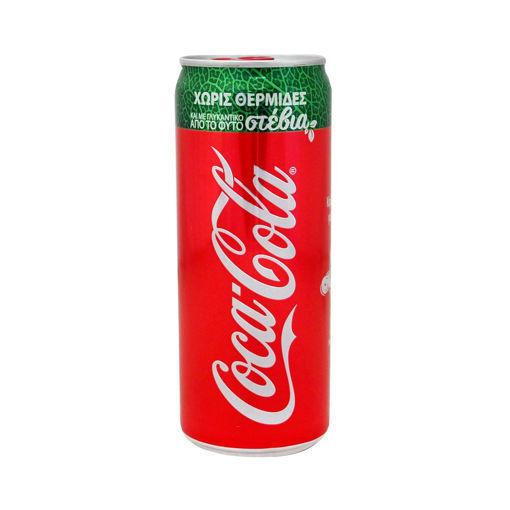 COCA COLA STEVIA 330ml