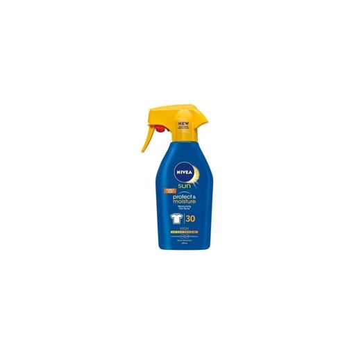NIVEA SUN PR&MOIST SPR FP30 300ml