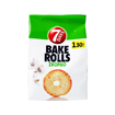 7D BAKE ROLLS GARLIC 160g