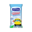 SEPTONA ΥΓΡΑ ΜΑΝΤΗΛΑΚΙΑ KIDS ON THE GO 15T