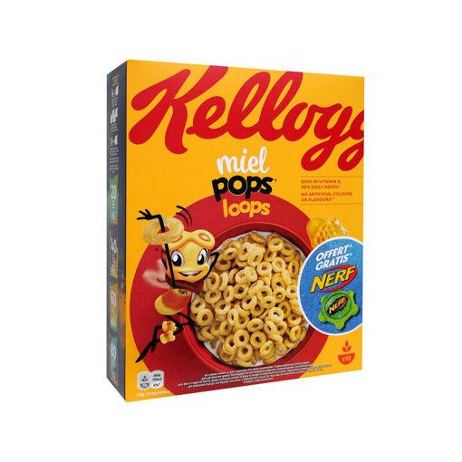 KELLOGGS MIEL POPS 375g