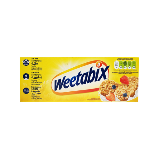 WEETABIX ORIGINAL 10S 215g