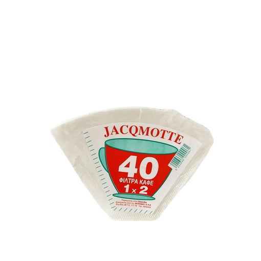 JACQMOTTE ΦΙΛΤΡΑ ΚΑΦΕ Ν2 40ΤΜΧ