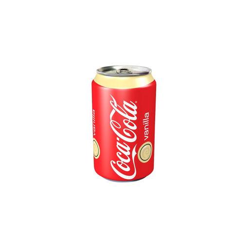COCA COLA VANILLA 330ml (24c)