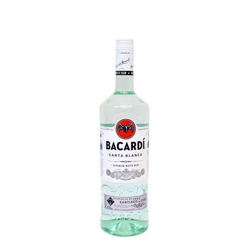 ΡΟΥΜΙ BACARDI WHITE 1L