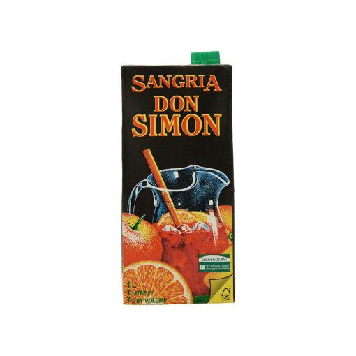 DON SIMON SANGRIA 1L (TETRA)
