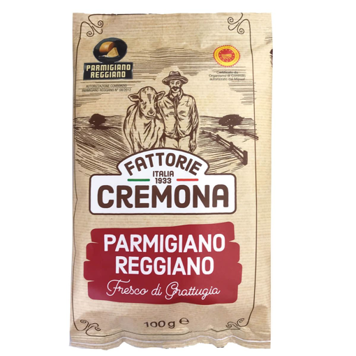 CREMONA ΤΥΡΙ PARMIGIANO REGIANO ΤΡΙΜ. 100g